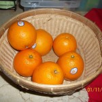 Chinese Oranges