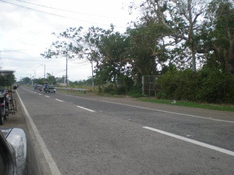 Vander Gaditano Farm Entrance